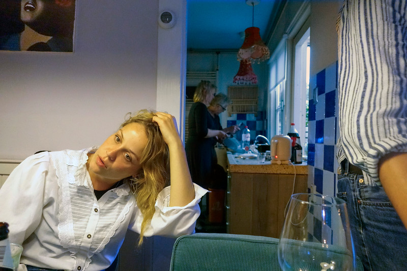 Nederland, Haarlem, 7 augustus 2016, Sophie , foto: Katrien Mulder