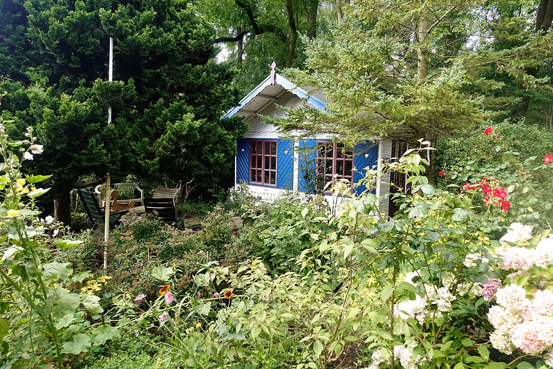 Nederland, Amsterdam, 10 augustus 2016, tuinpark Buitenzorg, Amsterdam Noord,foto: Katrien Mulder