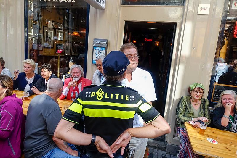 Nederland, Amsterdam, Zeedijk, 22 augustus 2016,  Hartjesdag,  foto: Katrien Mulder