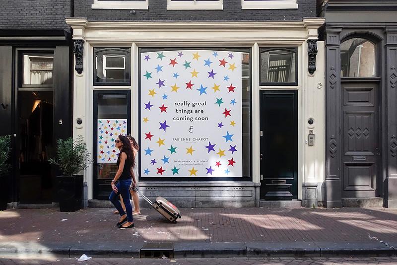 Nederland, Amsterdam, 24 augustus 2016, de negen straatjes, the nine streetsAmsterdam Centrum, foto: Katrien Mulder