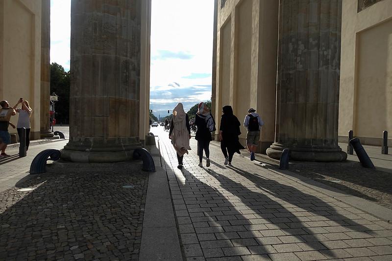 Germany; Berlin; 29 augustus 2016,Brandenburger Tor,  foto: Katrien Mulder/Hollandse Hoogte