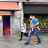 Germany; Berlin; 29 augustus 2016, straatbeeld Kreuzberg, streetscene Kreuzberg, foto: Katrien Mulder/Hollandse Hoogte