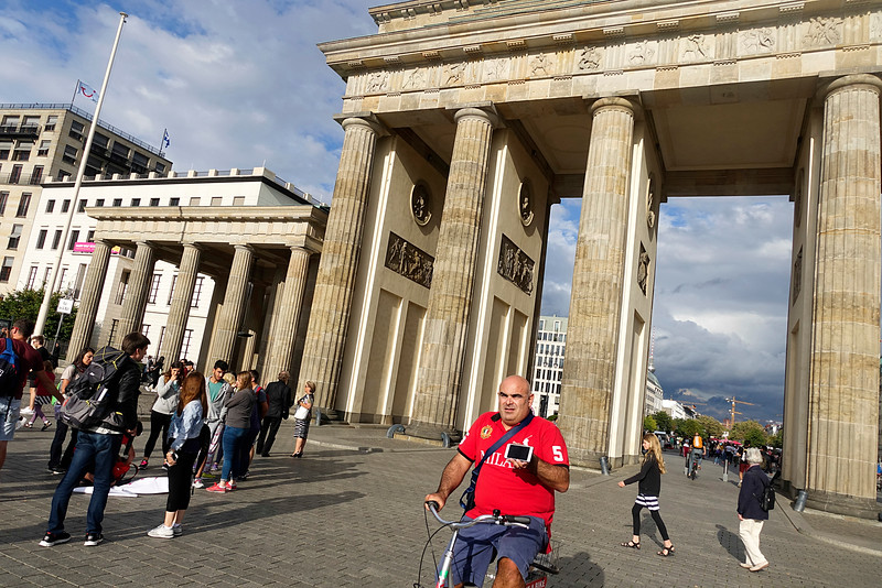 Germany; Berlin; 29 augustus 2016,Brandenburger Tor,  foto: Katrien Mulder/Hollandse Hoogte