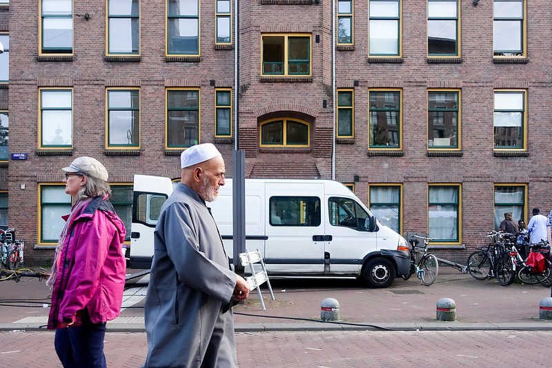 Nederland, Amsterdam, Javastraat, 3 september 2016, foto: Katrien Mulder