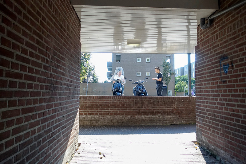 Nederland, Amsterdam, 25 september 2016, foto: Katrien Mulder