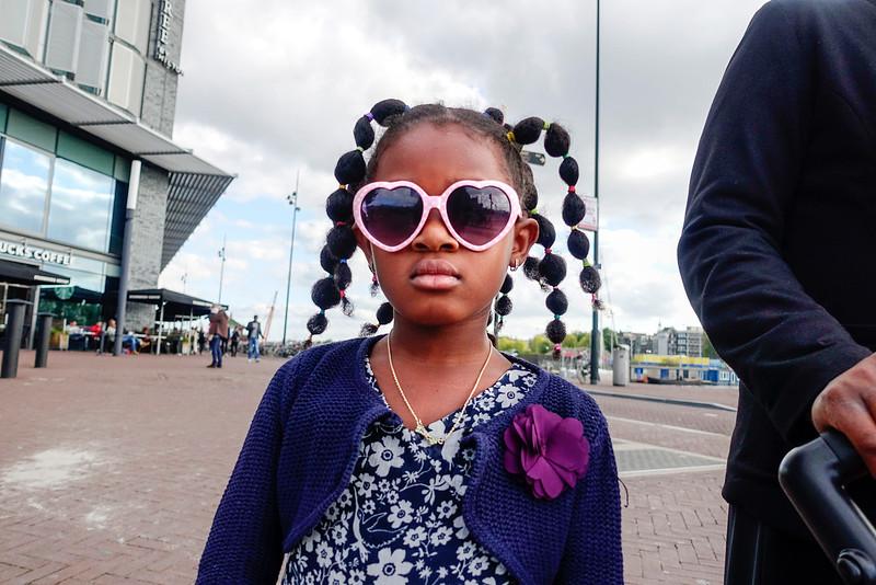 Nederland, Amsterdam, oosterdokskade, foto: Katrien Mulder