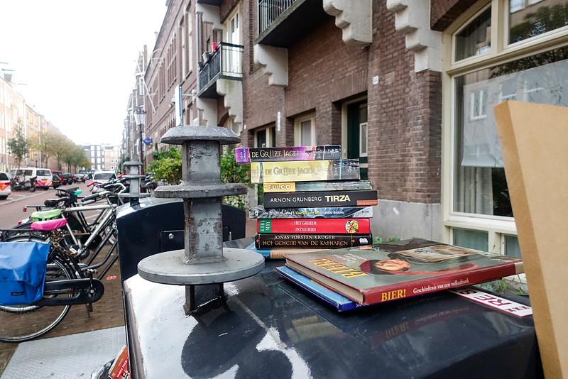 Nederland, Amsterdam, Amsterdam Oost, 9 oktober 2016, foto: Katrien Mulder
