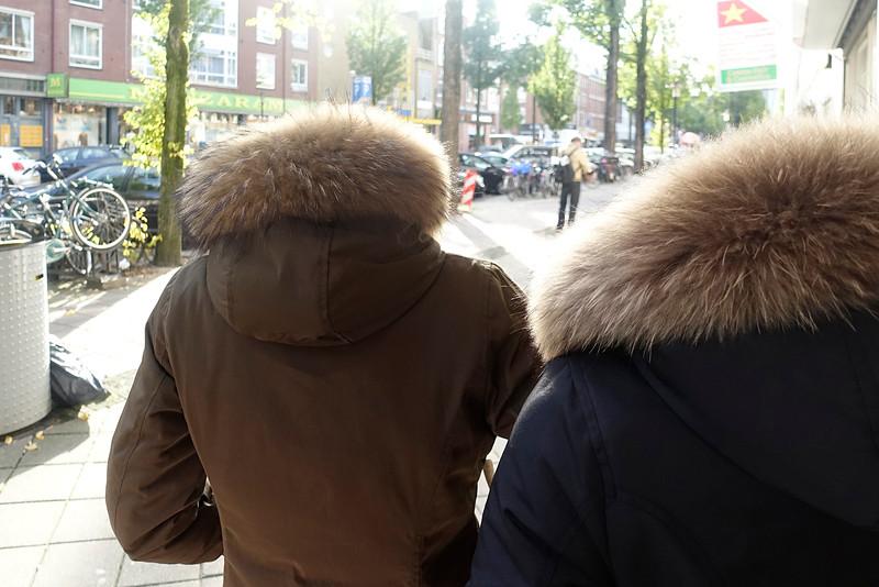 Nederland, Amsterdam, Amsterdam Oost, 1e van der Swindenstraat, 19 oktober 2016, foto: Katrien Mulder