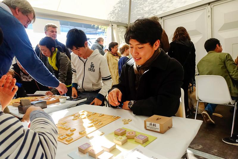 Nederland, Amstelveen, Japan festival, 23 oktober 2016, foto: Katrien Mulder