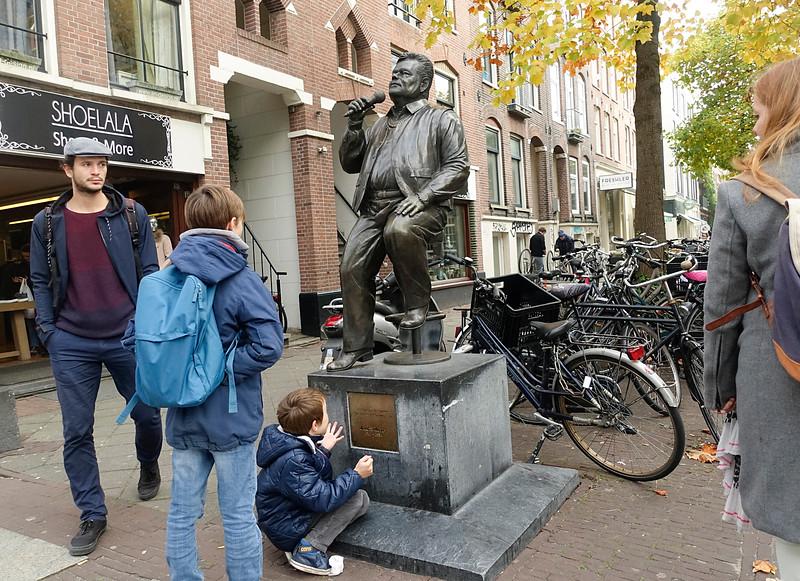 Nederland, Amsterdam, Amsterdam Zuid, de Pijp, 26 oktober 2016, foto: Katrien mulder