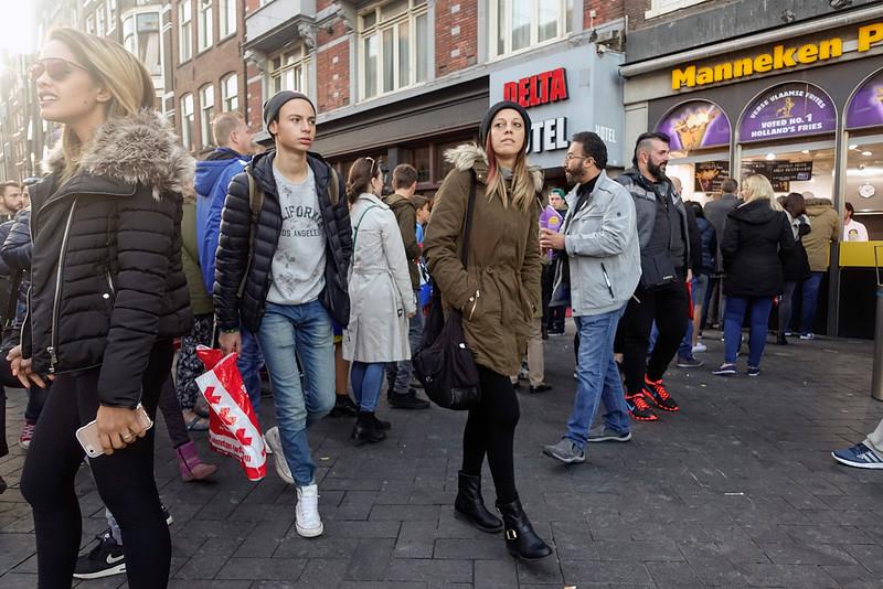 Nederland, Amsterdam, 31 oktober 2016, foto: Katrien Mulder