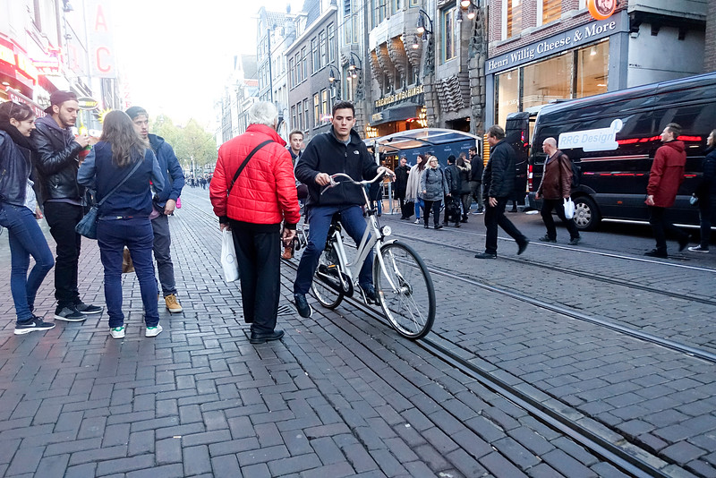 Nederland, Amsterdam, Reguliersbreestraat, 31 oktober 2016, foto: Katrien Mulder