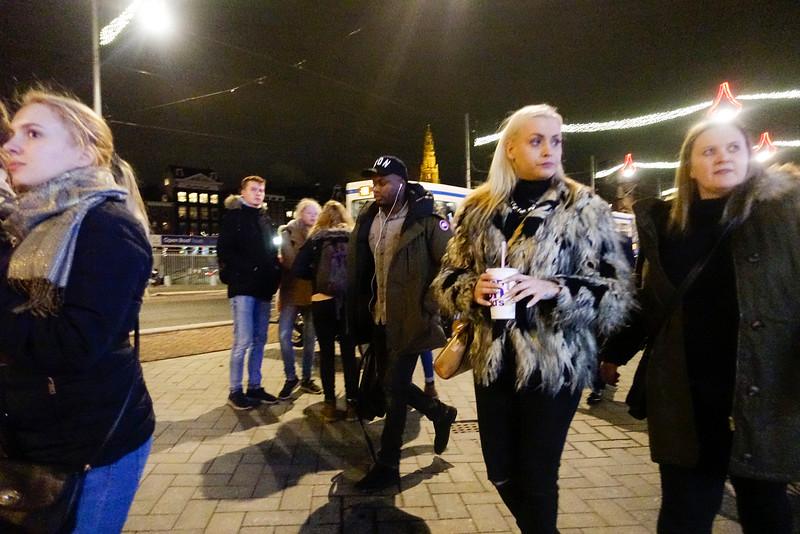 Nederland, Amsterdam, 16 november 2016, foto: Katrien mulder