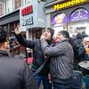 Nederland, Amsterdam, Damrak, 20 november 2016, foto: Katrien Mulder