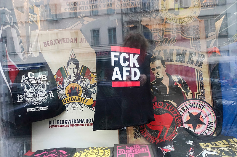 Duitsland, Berlijn, Kreuzberg, 6 december 2016, foto: Katrien Mulder