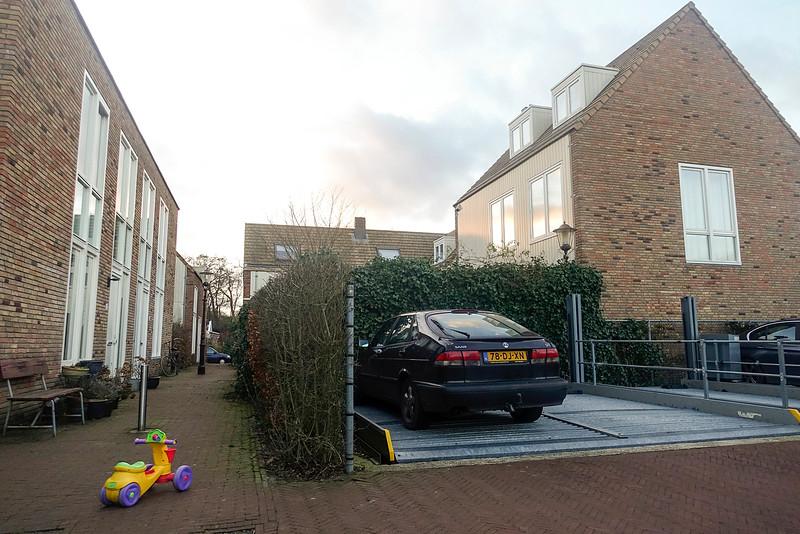 Nederland, Amsterdam, nieuwbouw Meerpad, achter Nieuwendammerdijk, Amsterdam Noord, 26 december 2016, foto: Katrien Mulder