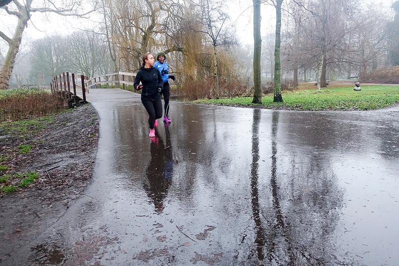 Nederland, Amsterdam, Amsterdam Oost, Oosterpark, 30 december 2016, foto: Katrien Mulder