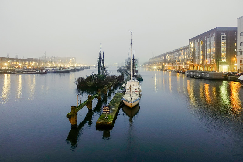 Nederland, Amsterdam, Amsterdam Oost, 31 december 2016, foto: Katrien Mulder