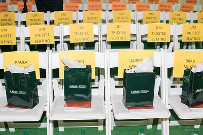 The Inauguration of Julio Frenk as the sixth president of the University of Miami