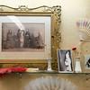 JOED VIERA/STAFF PHOTOGRAPHER- Lockport, NY-A Sutherland Sisters display at the Lockport History Center.