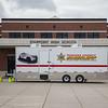 JOED VIERA/STAFF PHOTOGRAPHER- Pendleton, NY-Starpoint High School hosts Niagara County Sheriff's new driving simulator.