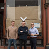 JOED VIERA/STAFF PHOTOGRAPHER- Buffalo, NY-at their new restaurant Billyclub in Allen Street.