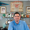 JOED VIERA/STAFF PHOTOGRAPHER- Lockport, NY-Nate Ennis stands behind Ennis' West End Tavern bar.