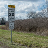 JOED VIERA/STAFF PHOTOGRAPHER- Lockport, NY-A lot on Locust Street Extension.