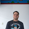 JOED VIERA/STAFF PHOTOGRAPHER- Lockport, NY-Joshua Lopez inside his shop.