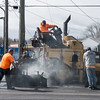 JOED VIERA/STAFF PHOTOGRAPHER-Lockport, NY-City crews fix up Willow Street