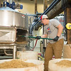 JOED VIERA/STAFF PHOTOGRAPHER- Wilson, NY-Matt Gordon interns at Woodcock Brothers Brewery.