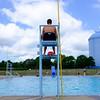 JOED VIERA/STAFF PHOTOGRAPHER-Lockport, NY- A scene at the Lockport Community Pool.