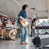 JOED VIERA/STAFF PHOTOGRAPHER-Lockport, NY-Handsome Jack performs after the winners were announced at the Taste of Lockport.