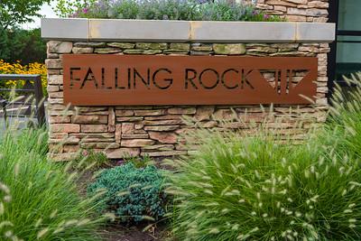 Falling Rock entrance