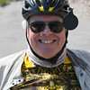 """I'm bicycling from Buffalo to Albany along the Erie Canal Path""-Michael Russell"