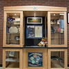 JOED VIERA/STAFF PHOTOGRAPHER- Lockport, NY- The Veterans Display Case Dedication Ceremony at Lockport Town Hall.