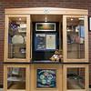 JOED VIERA/STAFF PHOTOGRAPHER- Lockport, NY- The Veterans Display Case Dedication Ceremony at Lockport Town Hall.