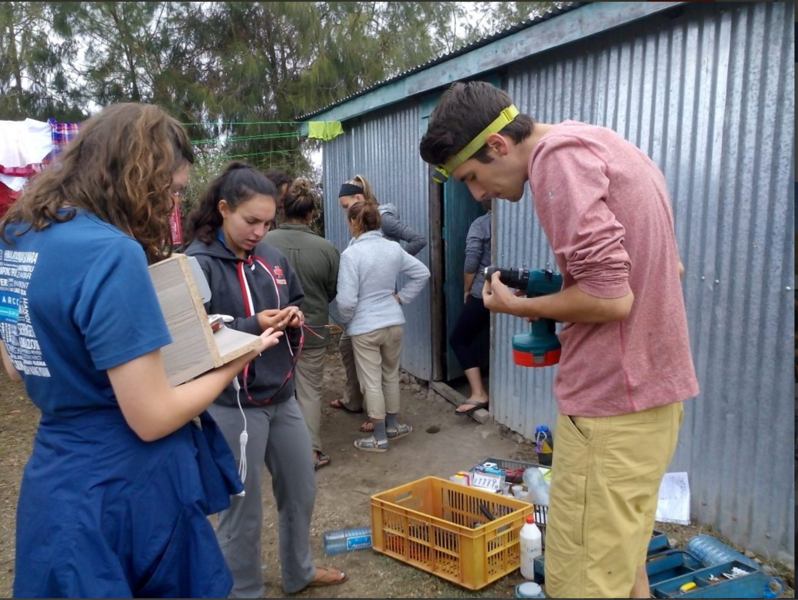 10-11 Maayan's Gap Semester in Africa