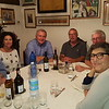CICCIO AND MILLI'S HOUSE FOR A WONDERFUL DINNER PARTY<br /> (JOE, ROSARIA, DANTE, LEO, WARREN, AND NANDA