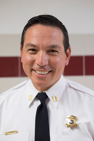 """""""I think its completely humbling…the nation is in turmoil talking about the issues with police today. It certainly brings policing back into perspective in terms of understanding that our jobs are important in the community.""""-Cpt. Todd Ostrowski"""