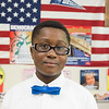 """Barack Obama. I like what he stands for and what he's done for the country. I think he's a smart guy."" Josh Upshaw"