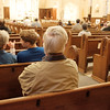 JOED VIERA/STAFF PHOTOGRAPHER-Lockport, NY-All Saints Parish's congregation gathers for their All Saints day mass.