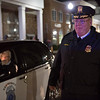JOED VIERA/STAFF PHOTOGRAPHER-Lockport, NY-   Lockport Police Chief Mike Neithe walks in the Light Up Lockport Parade.