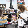 JOED VIERA/STAFF PHOTOGRAPHER-Lockport, NY-   Diane Cacioppo shops for socks at the Lockport Outdoor store during their Black Friday sale. The outdoor store is also participating in today's Shop Local Saturday event.