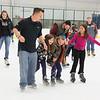 JOED VIERA/STAFF PHOTOGRAPHER-Lockport, NY-    Patrons enjoy open skate at Cornerstone Arena.