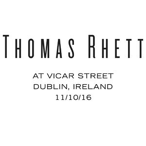 11/10/16 - Dublin, Ireland