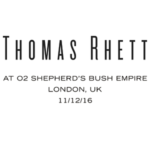 11/12/16 - London, UK