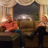 JOED VIERA/STAFF PHOTOGRAPHER-Lockport, NY- Dawn Arnold and her husband Todd Arnold speak to the US&J about the Ellen Show.
