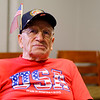 JOED VIERA/STAFF PHOTOGRAPHER-Lockport, NY- speaks to the US&J at Mountview Assisted Living.