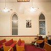 Joed Viera/Staff Photographer Lockport, NY-A Go Fund Me page for the Historic  First AME Church on South Street is being set up to help fund an effort to replace the ceiling of the 140-year old structure.